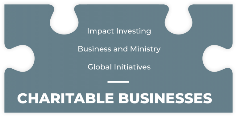Charitable Businesses