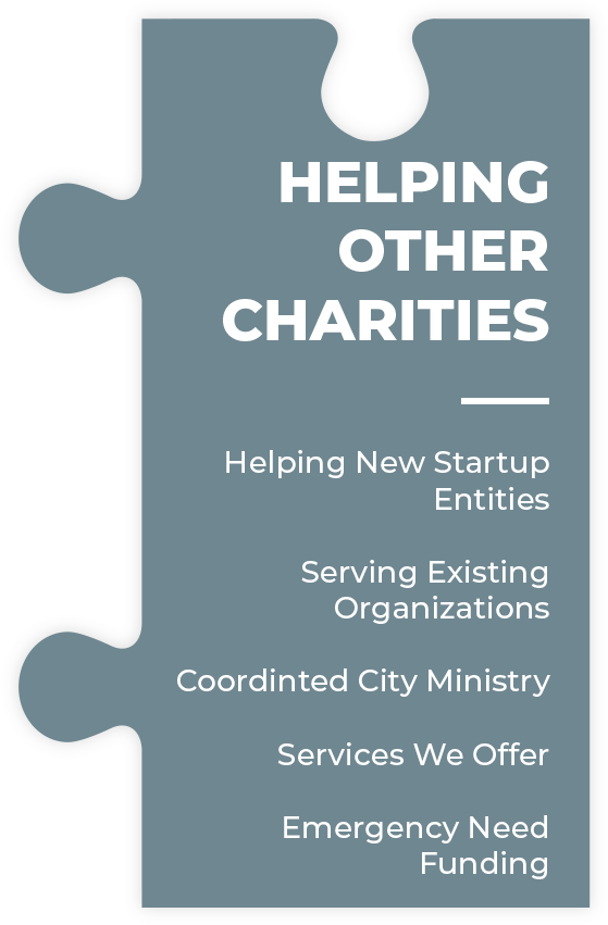 Helping Other Charities