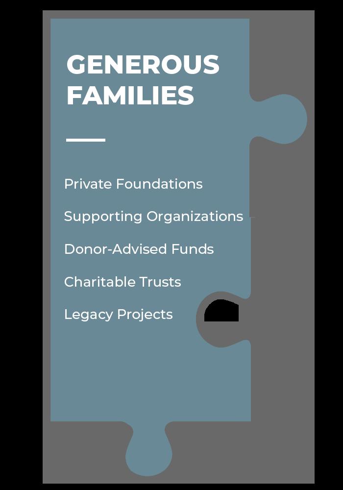 Generous Families